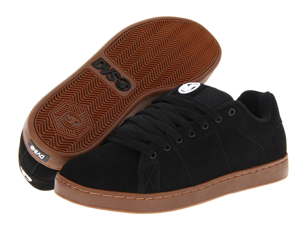 DVS Gavin 2 - Black Suede 009 - Skateboard Shoes