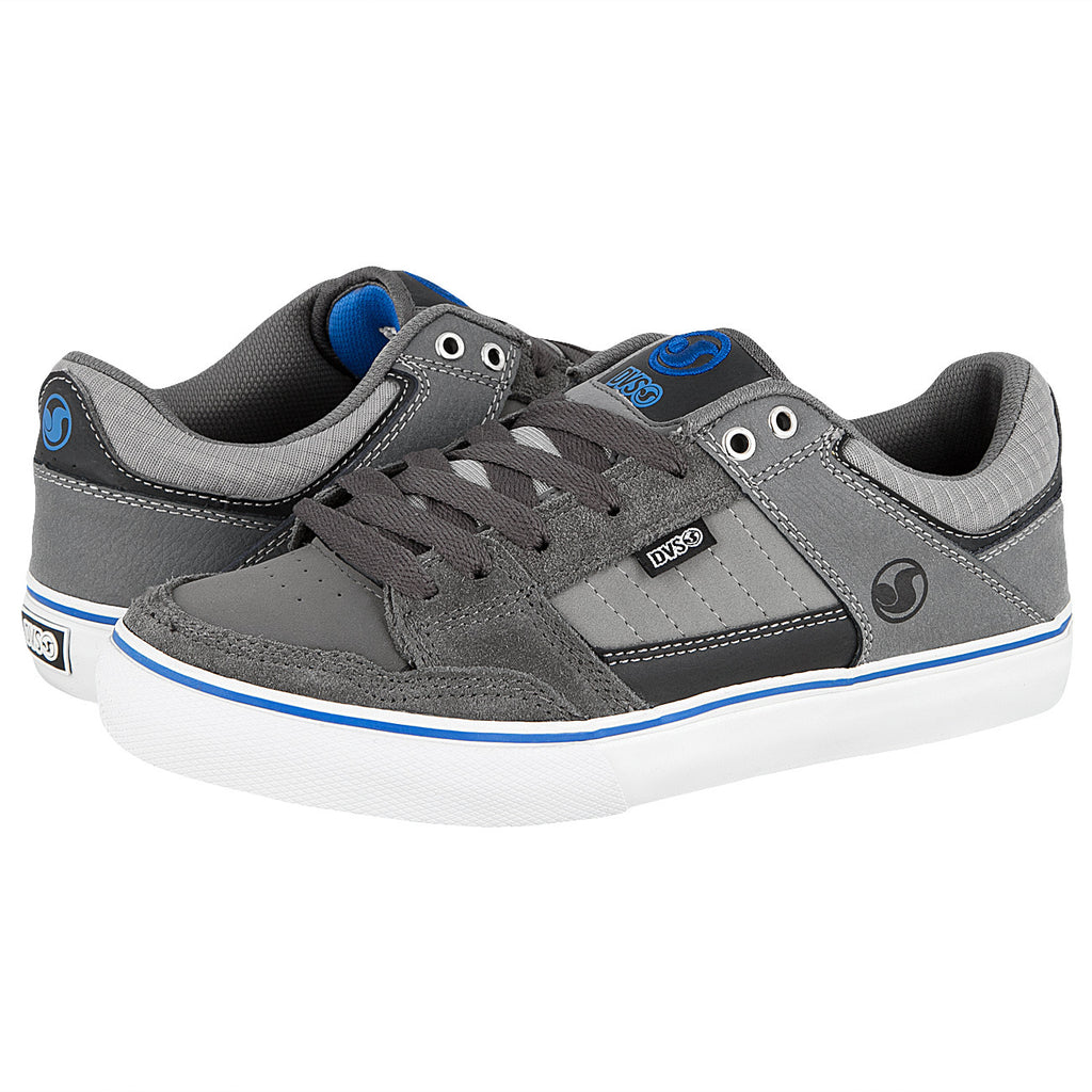 DVS Ignition CT - Grey Suede 020 - Skateboard Shoes