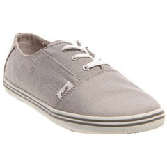 DVS Benny Women's Shoes - Grey Pinstripe
