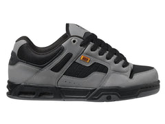 DVS Enduro Heir Dirt Series - Black/Grey Nubuck 019 - Skateboard Shoes