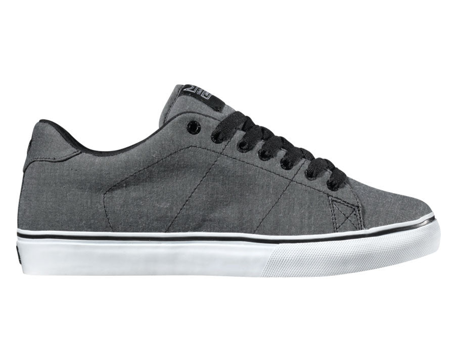 DVS Gavin CT - Black Chambray 003 - Skateboard Shoes