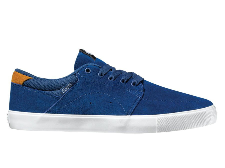 DVS Jarvis Men's Skateboard Shoes - Nautical Suede 400