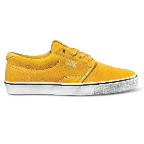 DVS Daewon 13 CT - Goldenrod Suede 710 - Men's Skateboard Shoes