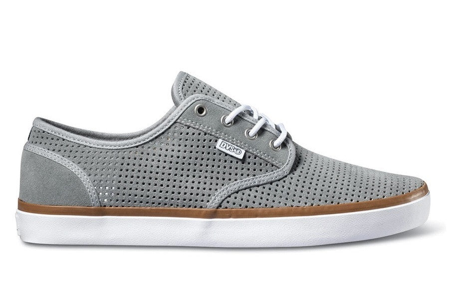 DVS Rico CT - Grey Perf Suede 050 - Skateboard Shoes