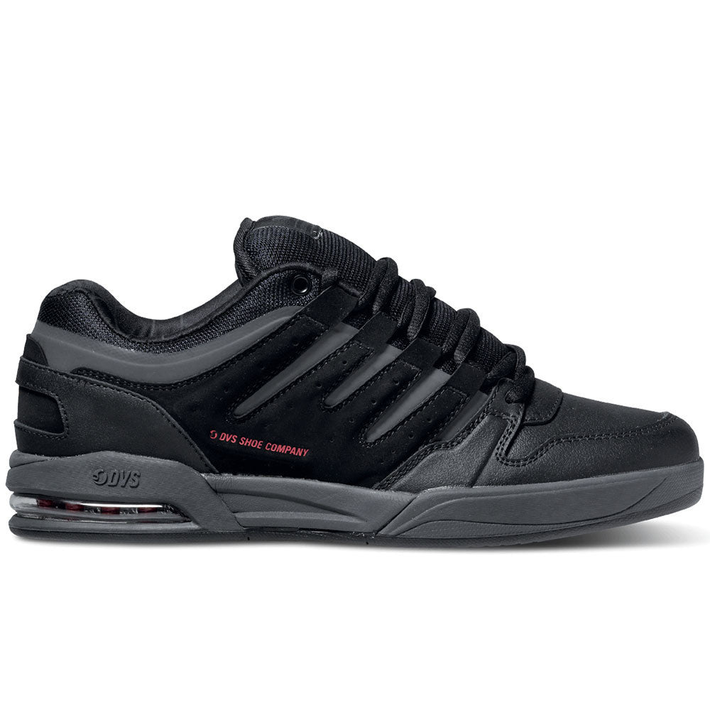 DVS Tycho Skateboard Shoes - Black HA 001