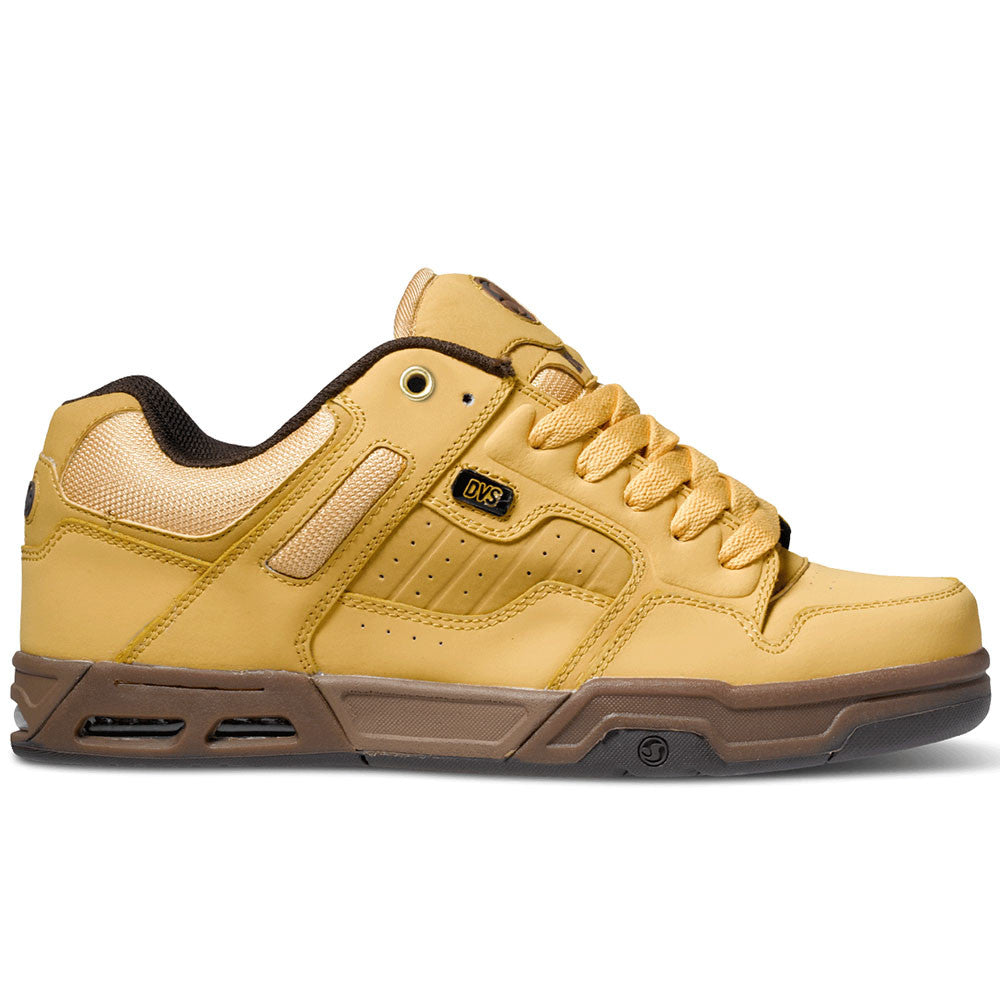 DVS Enduro Heir Skateboard Shoes - Tan Nubuck 210