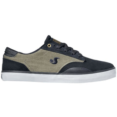 DVS Daewon 14 Skateboard Shoes - Navy Suede 410