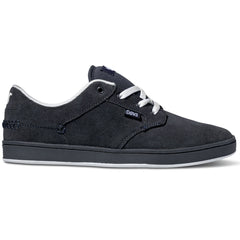 DVS Quentin Skateboard Shoes - Navy Suede 402