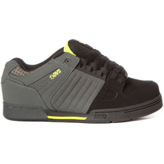 DVS Celsius Skateboard Shoes - Grey/Black/Lime 023