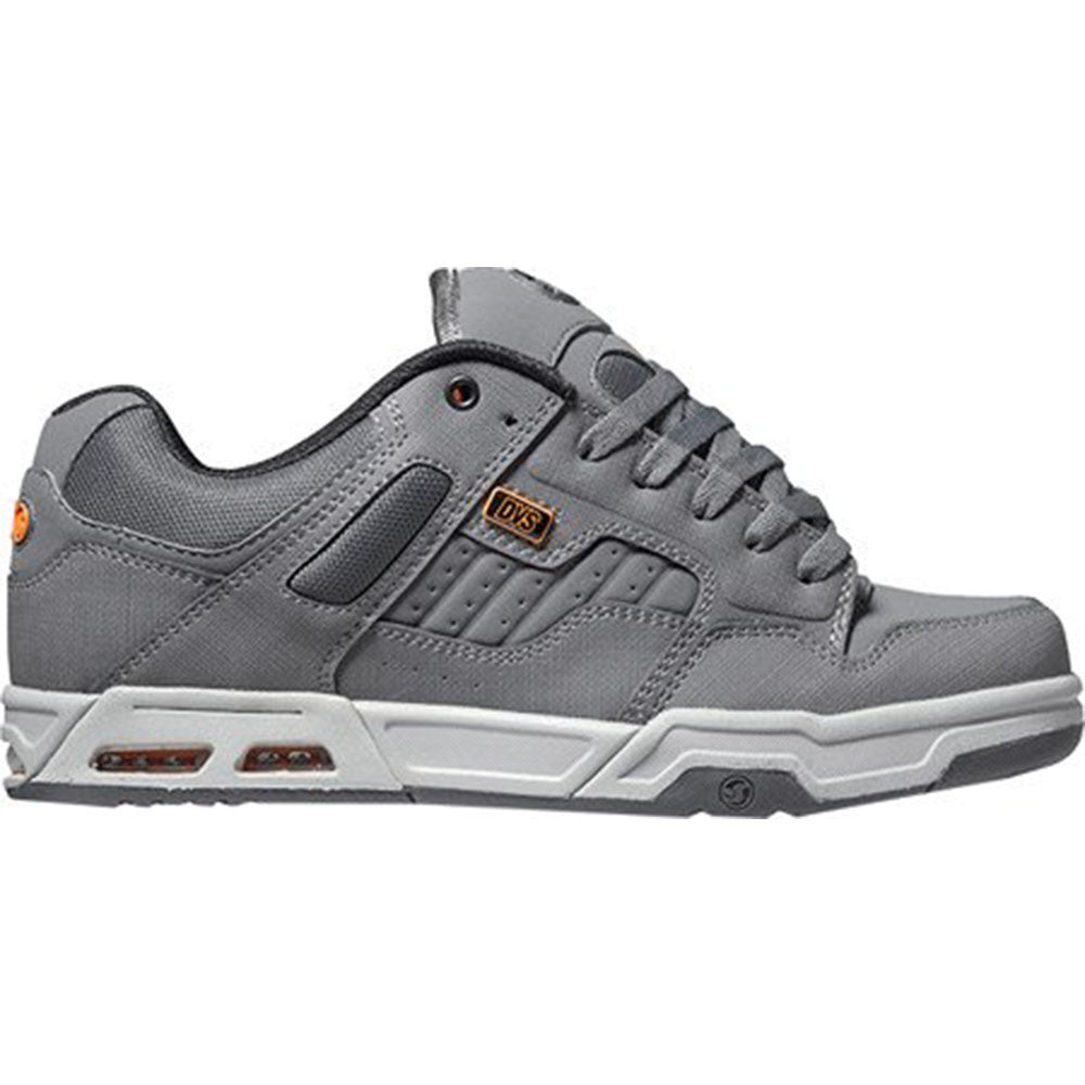 DVS Enduro Heir Skateboard Shoes - Grey/Orange Gunny 022