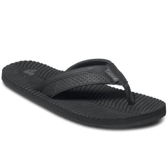 DVS Rincon Sandals - Black/Black 002