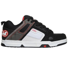 DVS Comanche Men's Skateboard Shoes - Black/White