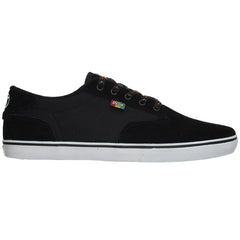 DVS Daewon 12'er Men's Skateboard Shoes - Black