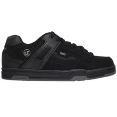 DVS Enduro Men's Skateboard Shoes - Black Nubuck