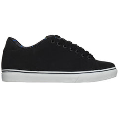 DVS Gavin CT Men's Skateboard Shoes - Black Nubuck