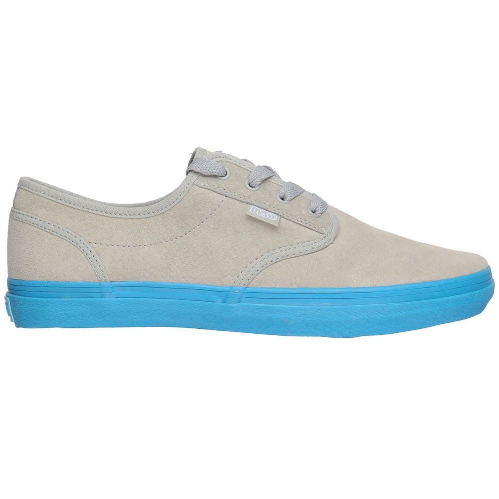 DVS Rico CT Men's Skateboard Shoes - Grey Pig Suede