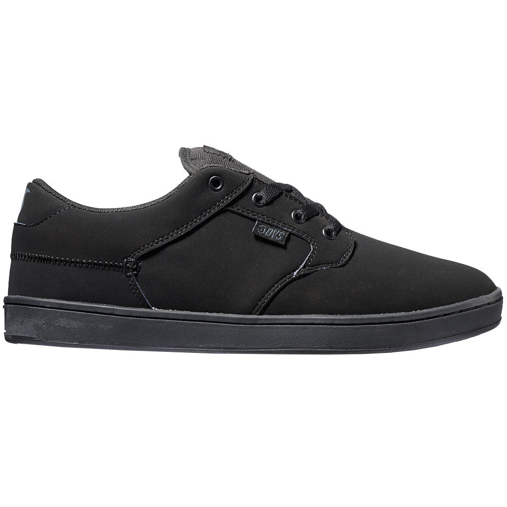 DVS Quentin Men's Skateboard Shoes - Black/Black 010