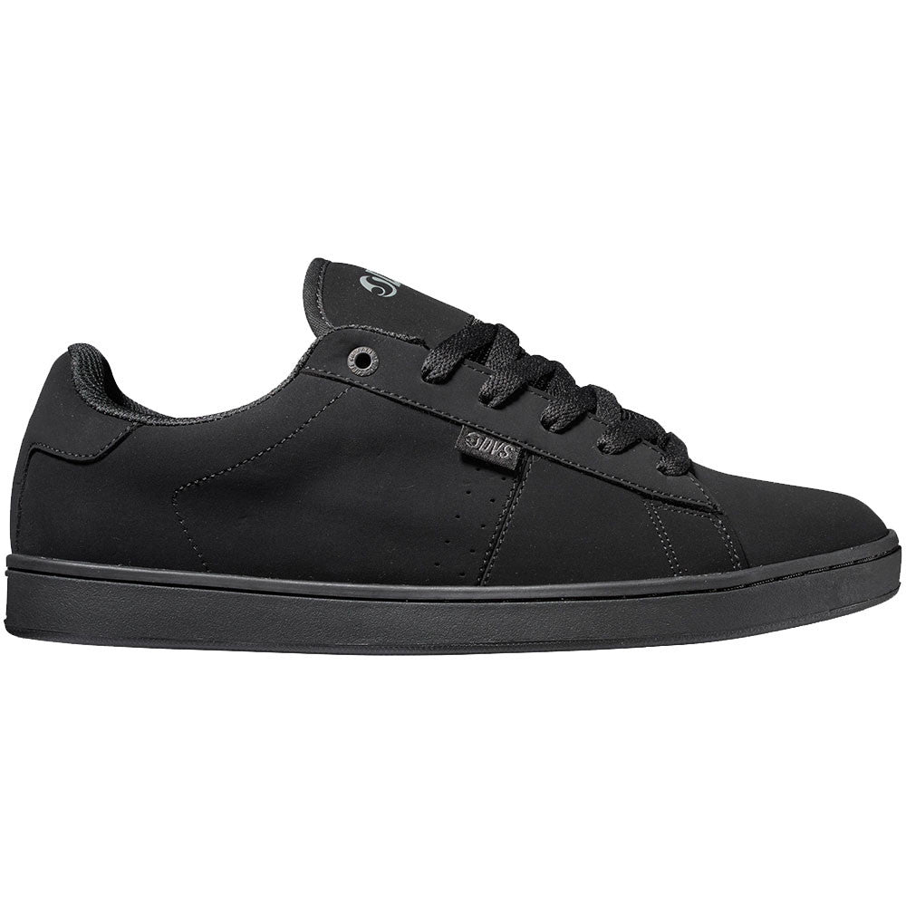 DVS Revival 2 Men's Skateboard Shoes - Black/Black 001