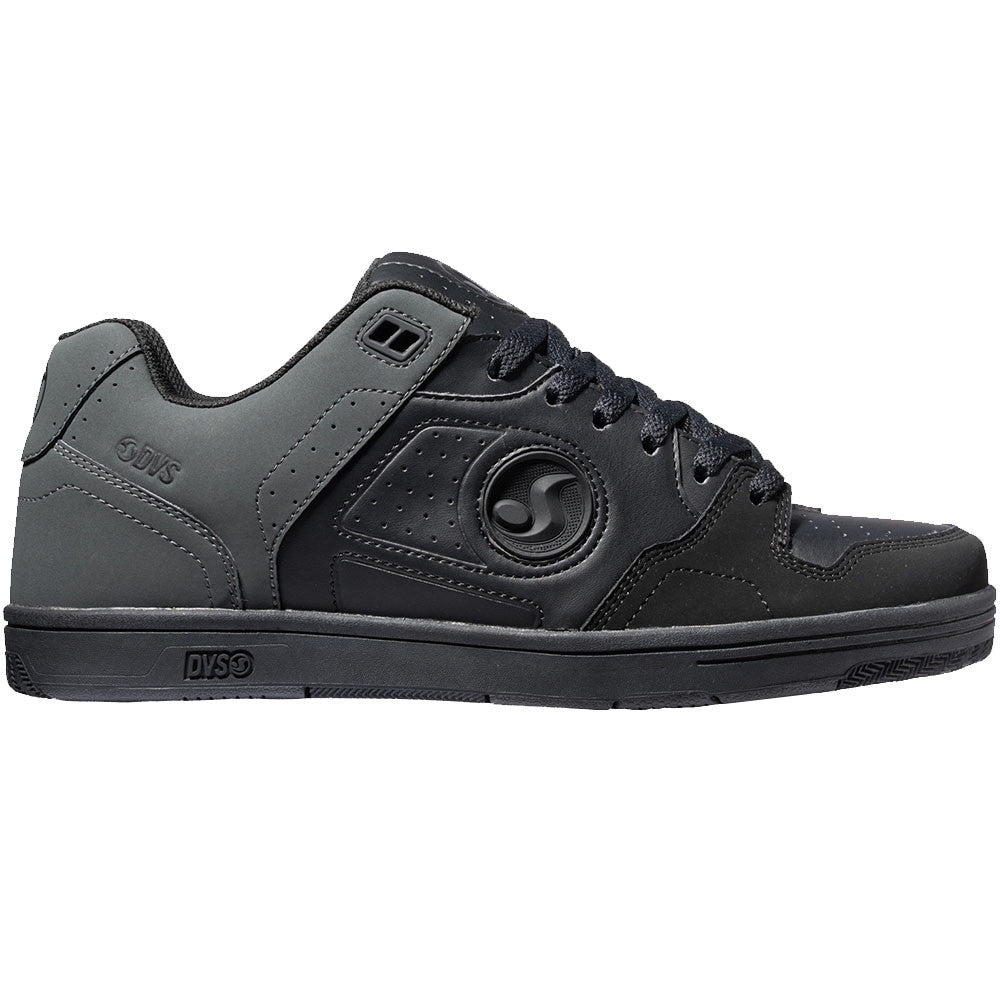 DVS Discord Men's Skateboard Shoes - Black/Grey/Black 011