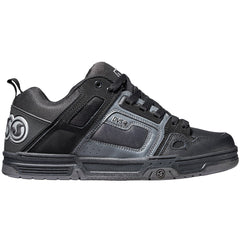 DVS Comanche Men's Skateboard Shoes - Black/Grey/Black 966