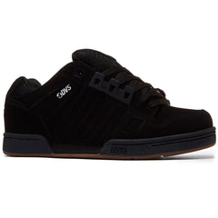 DVS Celsius Men's Skateboard Shoes - Black/Gum/White 006
