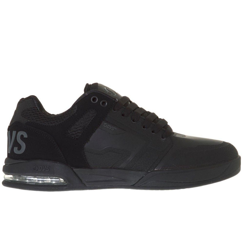 DVS Enduro X Men's Skateboard Shoes - Black/Black 003
