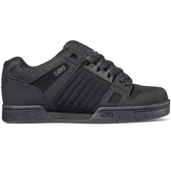 DVS Celsius Men's Skateboard Shoes - Black/Black/Black 009
