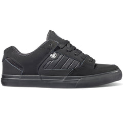 DVS Militia CT Men's Skateboard Shoes - Black/Black/Black 019