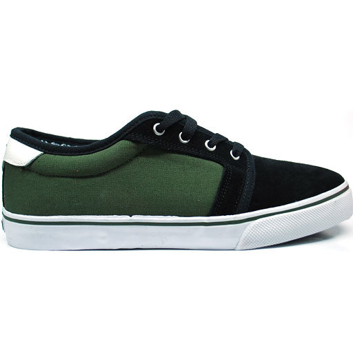 Fallen Forte - Surplus Green/Black - Men's Shoes