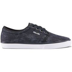 Fallen Forte 2 Men's Shoes - Black Chambray/Black