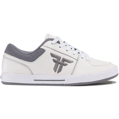Fallen Patriot Men's Shoes - White/Cement Grey
