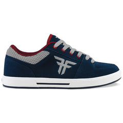 Fallen Patriot Men's Shoes - Midnight Blue/Newsprint Grey