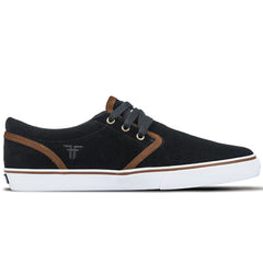 Fallen The Easy Men's Shoes - Black/Camel