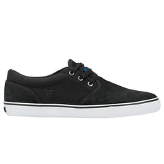 Fallen The Easy Men's Shoes - Black/White/Blue