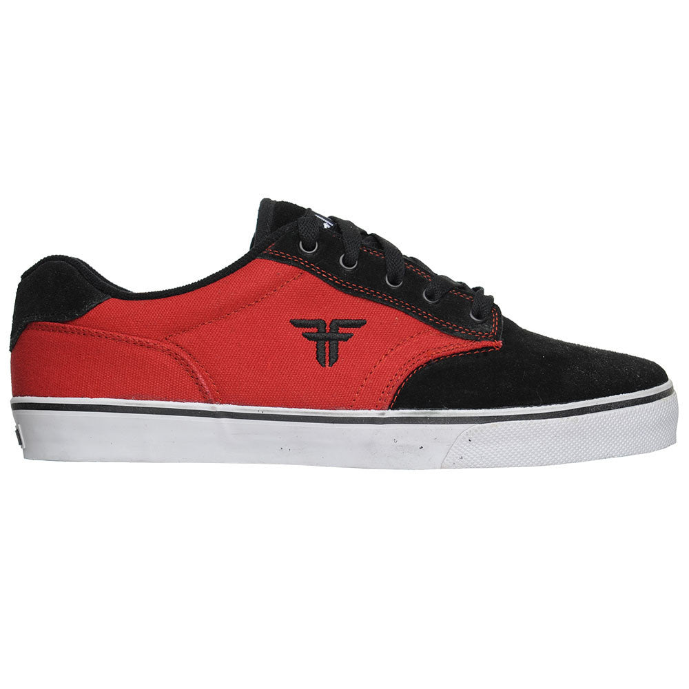 Fallen Brian Hansen Slash Men's Skateboard Shoes - Black/Red