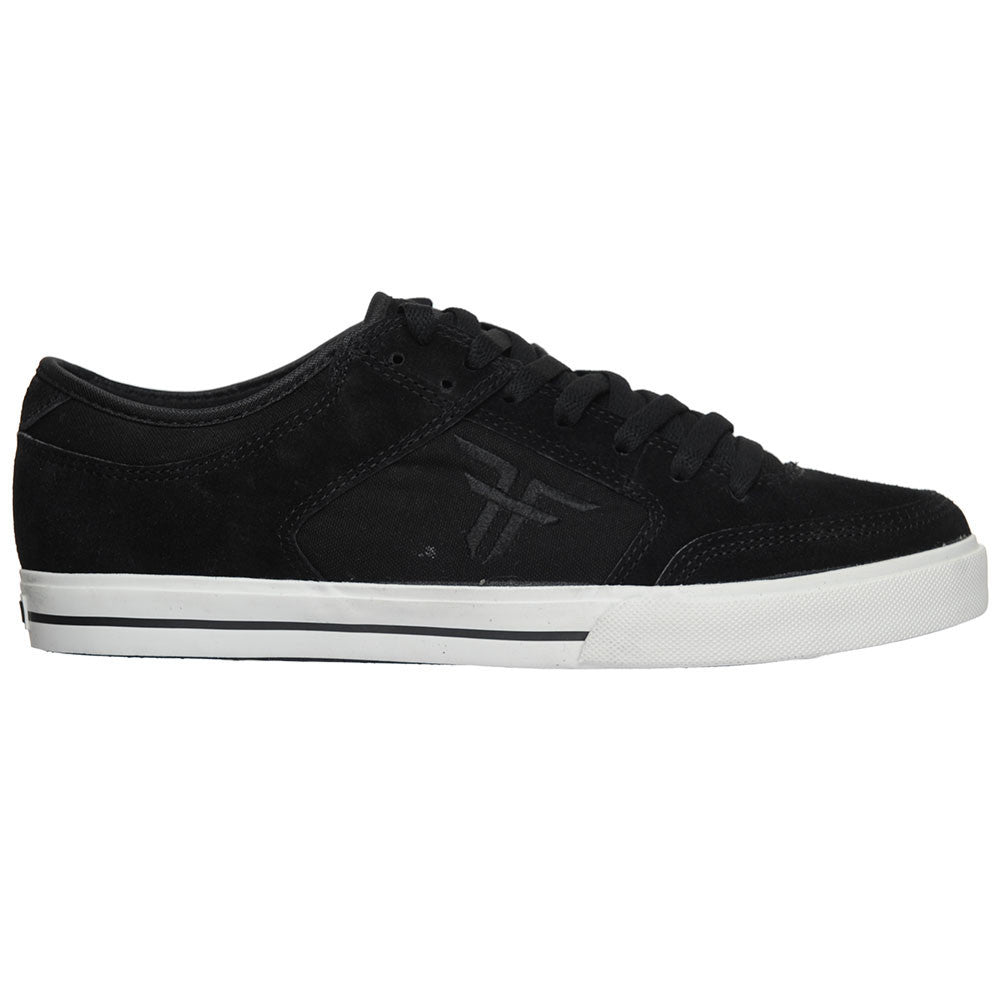 Fallen Chris Cole Ripper Men's Skateboard Shoes - Black/White II