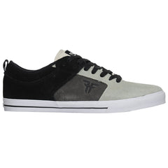 Fallen Clipper Men's Skateboard Shoes - Black/Dark Grey/Light Grey