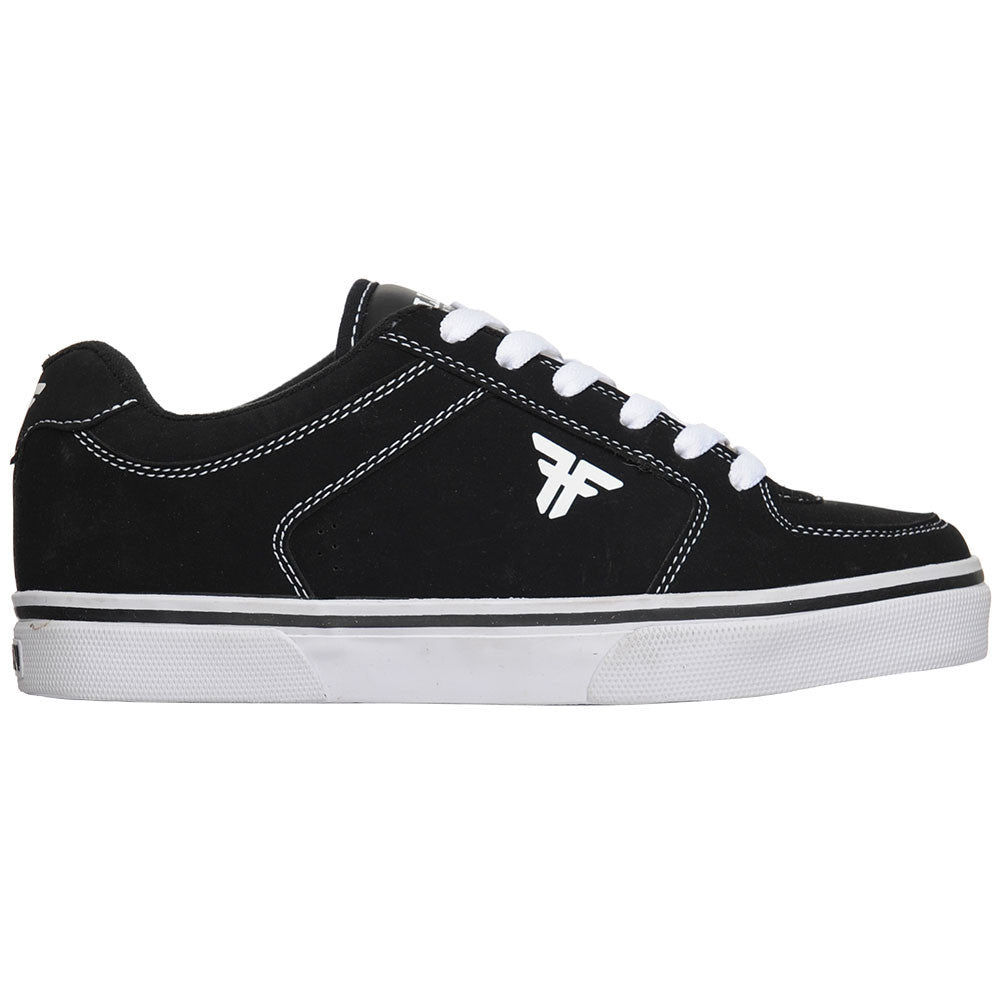 Fallen Jamie Thomas Chief Men's Skateboard Shoes - Black/White