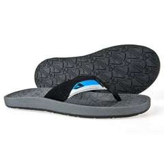 Reef Sand Pilot Men's Sandals - Blue/Grey