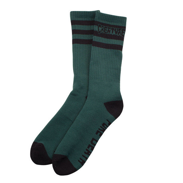 Creature Pure Death Men's Socks - Forest (2 Pairs)
