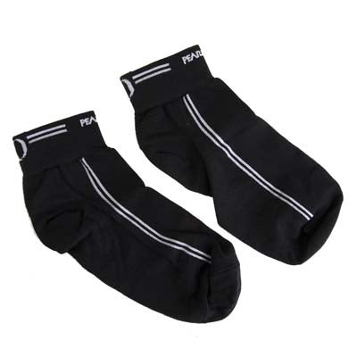Pearl Izumi Elite Low Fast Men's Socks - Black (1 Pair)