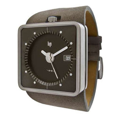 Lip Big TV Mole Watch - Tan