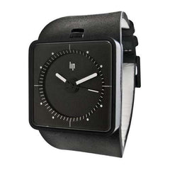 Lip Big TV Automatic Chocolate Watch - Black
