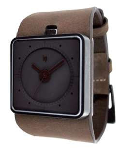 Lip Big TV Automatic Chocolate Watch - Brown