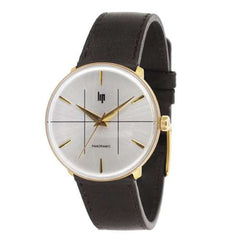 Lip Panoramic Classic Watch - Gold