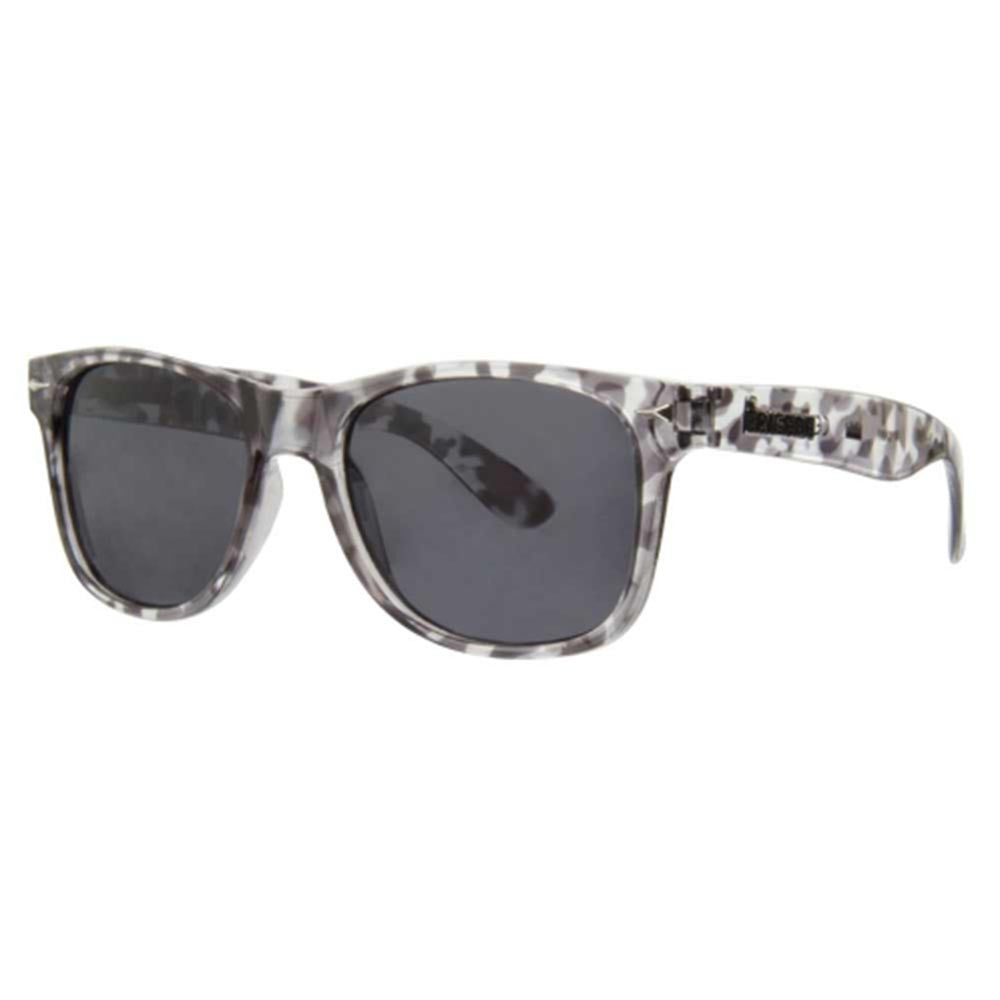 Brigada Lawless Sunglasses - Grey/Tortoise w/ Smoke Lens