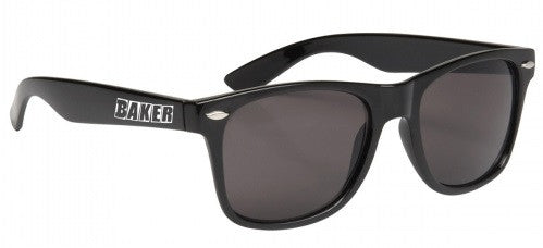 Baker BK Sunglasses - Black/White