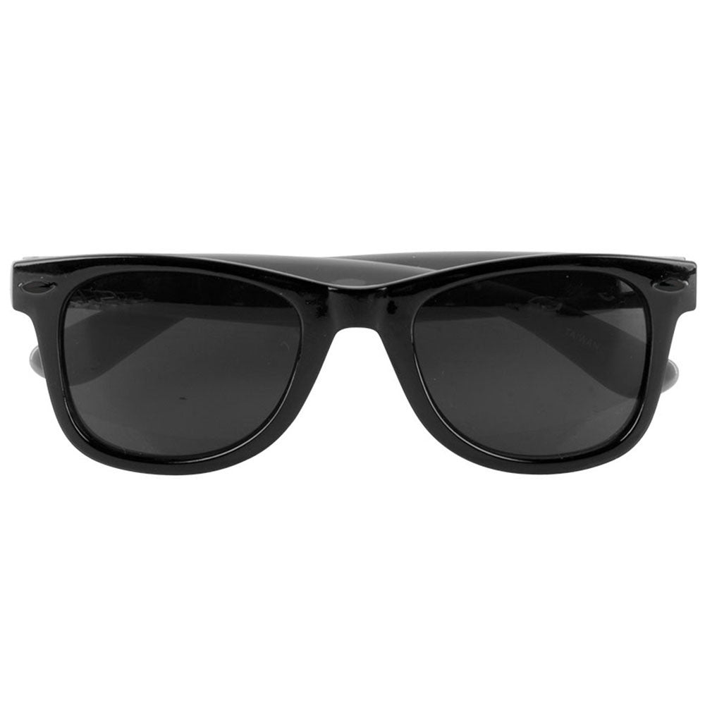 Santa Cruz Kicker O/S Sunglasses - Black/Grey