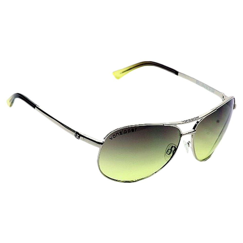 Von Zipper Bunker Mens Sunglasses - Silver