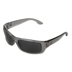 Spy Dakota Sunglasses - Clear Smoke - Grey Polarized Lens